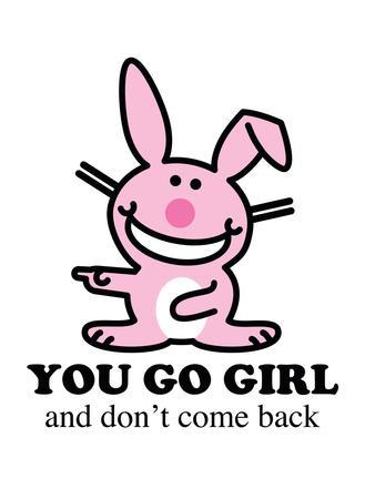 Go Girl.