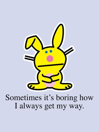 Sometimes It's Boring
