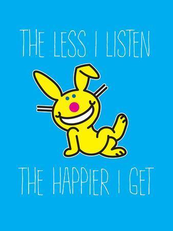 Less I Listen