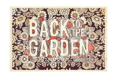 Woodstock - Back to the Garden