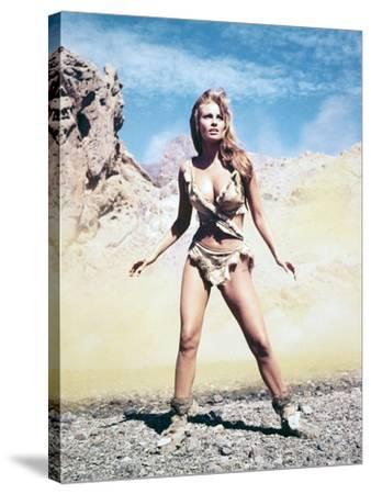 """Raquel Welch. """"One Million Years B. C."""" [1966], Directed by Don Chaffey."""