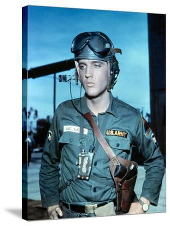 """Elvis Presley. """"G. I. Blues"""" [1960], Directed by Norman Taurog."""