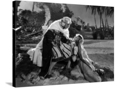 "Rudolph Valentino; Agnes Ayres. ""The Son of the Sheik"" [1926], Directed by George Fitzmaurice."