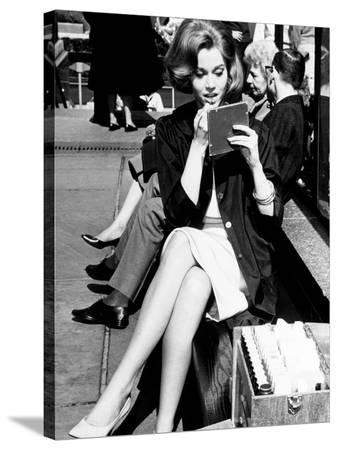 """Jane Fonda. """"Sunday in New York"""" [1963], Directed by Peter Tewksbury."""