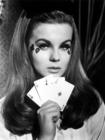 """Ann-Margret. """"The Swinger"""" [1966], Directed by George Sidney."""