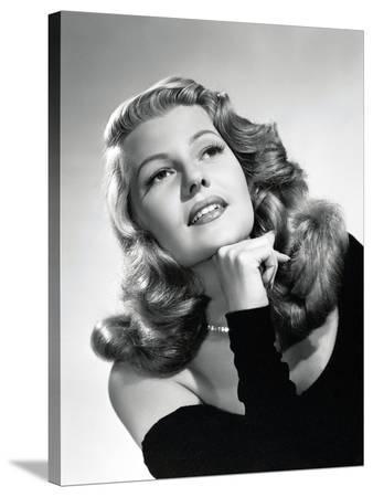 "Rita Hayworth. ""Gilda"" [1946], Directed by Charles Vidor."