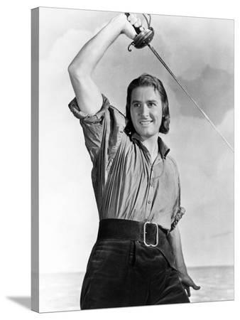 """Errol Flynn. """"Captain Blood"""" [1935], Directed by Michael Curtiz."""