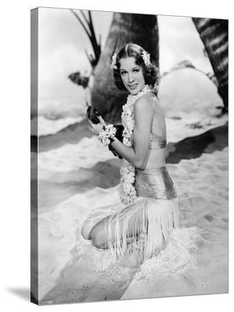 "Eleanor Powell. ""Honolulu"" [1939], Directed by Edward Buzzell."