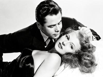 "Glenn Ford; Rita Hayworth. ""Gilda"" [1946], Directed by Charles Vidor."