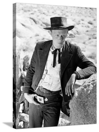 "Richard Widmark. ""Yellow Sky"" [1948], Directed by William A. Wellman."