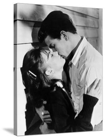 "Warren Beatty; Natalie Wood. ""Splendor in the Grass"" [1961], Directed by Elia Kazan."