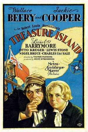Treasure Island [1934], Directed by Victor Fleming.