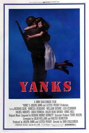 Yanks [1979], Directed by John Schlesinger.