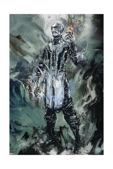 avengers: infinity war - the ebony maw painted art at allposters