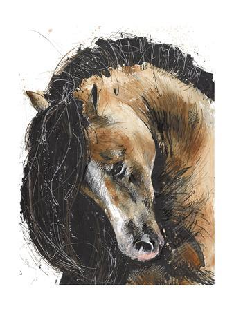 Brown Horse 2