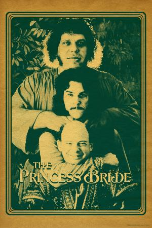 The Princess Bride - Vizzini, Inigo Montoya, and Fezzik