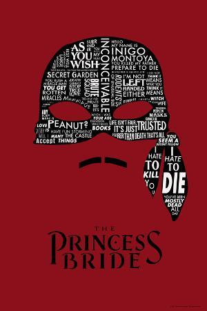 The Princess Bride Mask