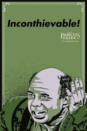 The Princess Bride - Inconthievable! (Vizzini)