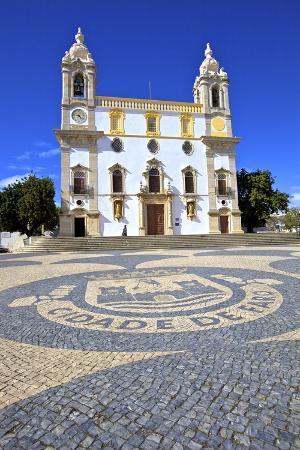 Igreja do Carmo, Faro, Eastern Algarve, Algarve, Portugal, Europe