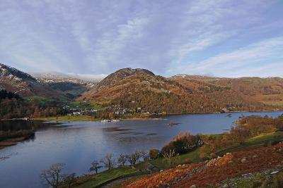 Ullswater, Glenridding, Lake District National Park, Cumbria, England, United Kingdom, Europe