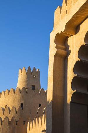 Al Ain Palace Museum, Al Ain, Abu Dhabi, United Arab Emirates, Middle East