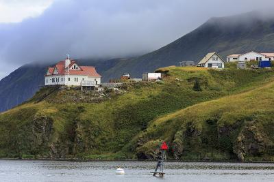 Haystack Hill, Unalaska Island, Aleutian Islands, Alaska, United States of America, North America