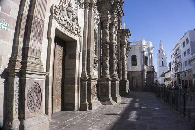 Iglesia de la Compania de Jesus, UNESCO World Heritage Site, Quito, Ecuador, South America