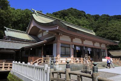 Terukuni Shrine, Kagoshima City, Kyushu Island, Japan, Asia