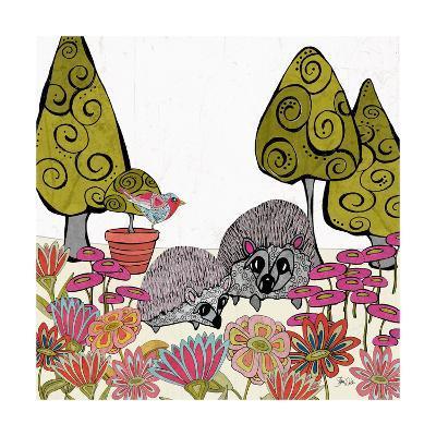 Hedgehogs in the Garden