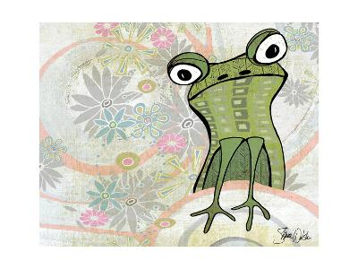 Frog Abstract