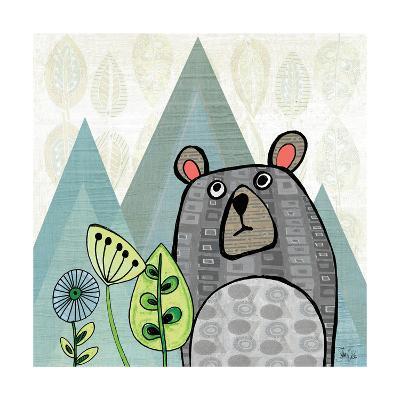 Bear in the Fall