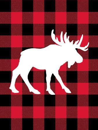 Moose Lumberjack