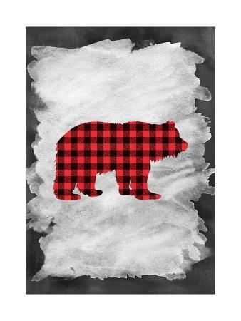 Plaid Bear