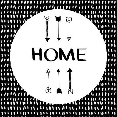 Home with Arrows