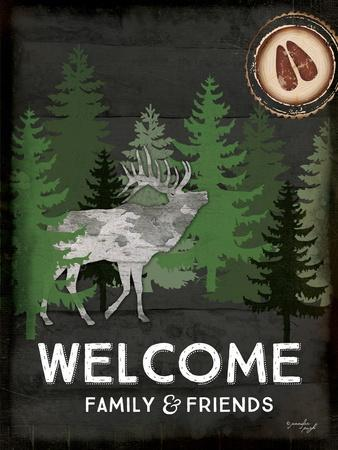 Welcome Family and Friends