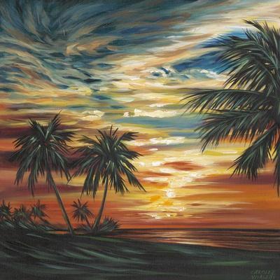Stunning Tropical Sunset I