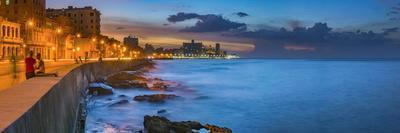 Cuba, Havana, The Malecon