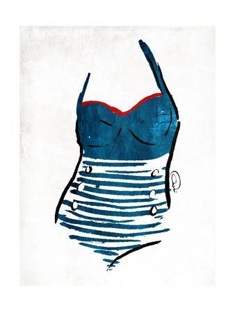 Vintage Swimsuit One