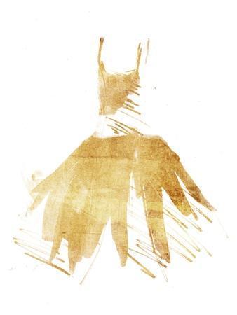 Golden Dress Two