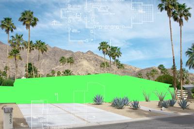 Palm Springs Color Block 2