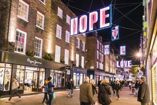 Alternative Festive Christmas Lights In