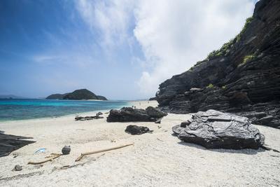 Furuzamami Beach, Zamami Island, Kerama Islands, Okinawa, Japan, Asia