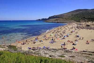 Cala Mesquida near Capdepera, Majorca, Balearic Islands, Spain, Mediterranean, Europe
