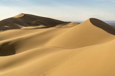 Khongor sand dunes in Gobi Gurvan Saikhan National Park, Sevrei district, South Gobi province, Mong