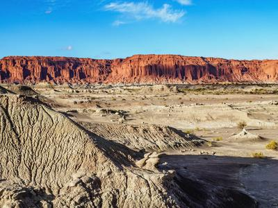 Ischigualasto Provincial Park, UNESCO World Heritage Site, San Juan Province, Argentina, South Amer
