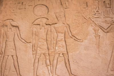 The Great Temple (Temple of Ramses II), Abu Simbel, UNESCO World Heritage Site, Egypt, North Africa