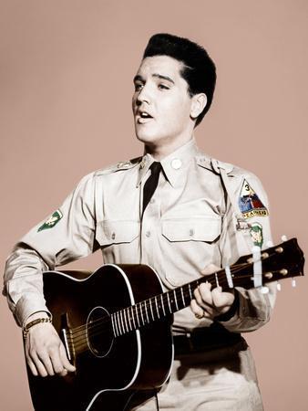 GI Blues, Elvis Presley, 1960