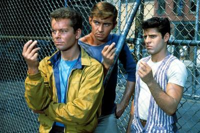 West Side Story, Russ Tamblyn, Tucker Smith, Tony Mordente, 1961