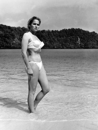 Dr No, Ursula Andress, 1962