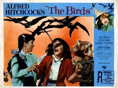 The Birds, Veronica CArtwright, 1963